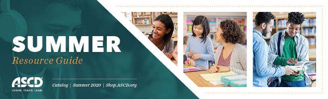 ASCD Summer Resource Guide