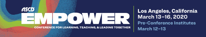 ASCD Empower: The Conference for Learning, Teaching, and Leading Together