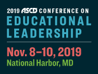 2019 ASCD Conference on Educational Leadership