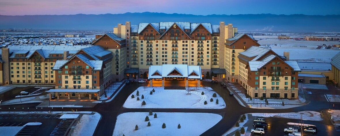 Gaylord Rockies Resort & Conference Center