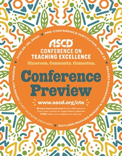 2020 ASCD Conference on Teaching Excellence: Classroom. Community. Connection.