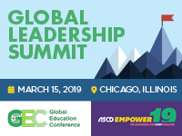 2019 ASCD Global Leadership Summit at Empower19.