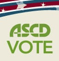 Vote in ASCD's General Membership Election, open March 15-April 20, 2019.