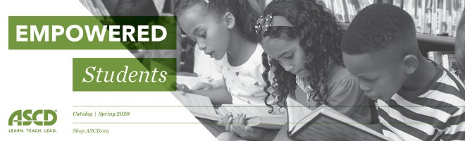 ASCD Spring Catalog: Empowered Students