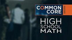 Common Core Insider: High School Math DVD