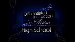 Differentiated Instruction in Action Program 3 High School