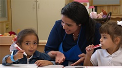 ASCD Early Childhood Education Video: Using Data to Inform Instruction