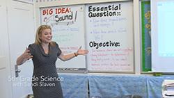 A 5th Grade Science Lesson