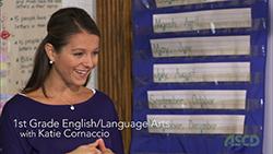 A 1st Grade English Language Arts Lesson