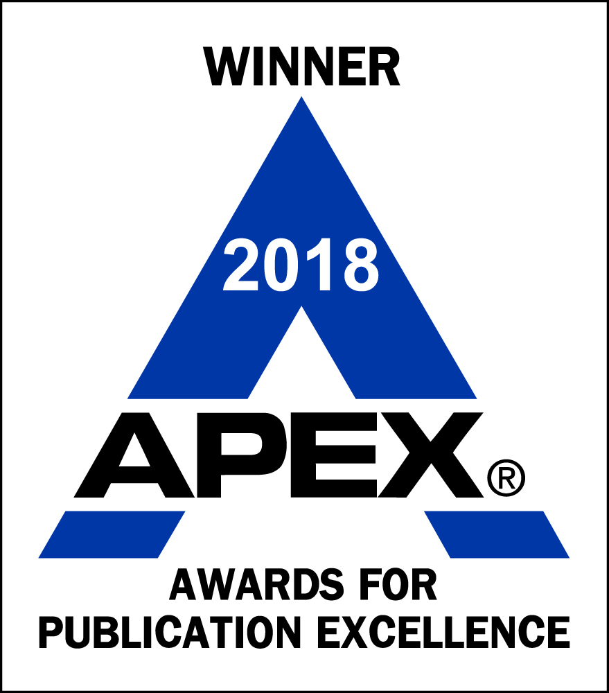 EL magazine wins Grand Award in the 2018 APEX Awards for Publication Excellence.