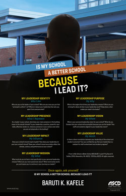 Is My School a Better School Because I Lead It? Poster - ASCD