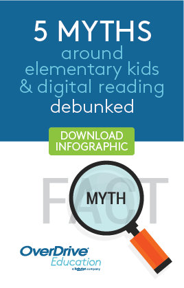 Five Myths Around Elementary Kids and Digital Reading Debunked