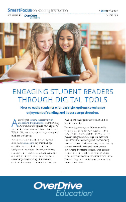 How to Engage Student Readers with Digital Tools