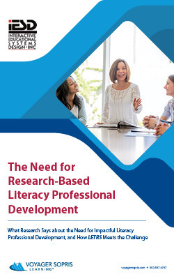 The Need for Research-Based Literacy Professional Development
