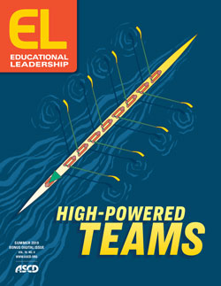 Summer 2019 issue of ASCD Educational Leadership magazine
