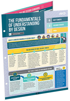 The Fundamentals of Understanding by Design (Quick Reference Guide)
