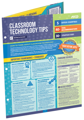 Classroom Technology Tips (Quick Reference Guide)