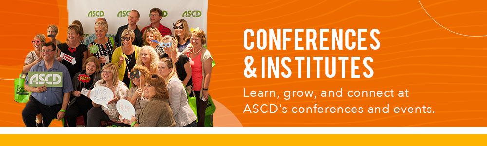 ASCD Conferences and Events